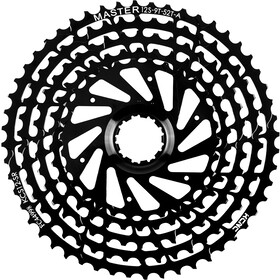 KCNC Alloypart for 12-speed MTB Cassette, black